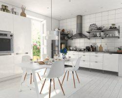 Spojenie kuchyne s jedálňou - kedy áno a kedy nie?